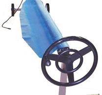 Upprullare för däckade pooler